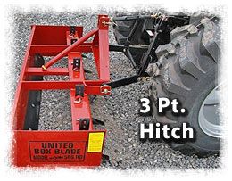 3 Point Hitch Attachments